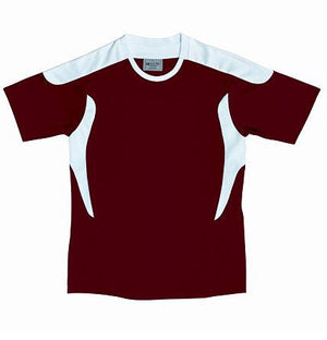 Bocini-Bocini Kid's Football Jersey-Red/White / 10-Uniform Wholesalers - 8