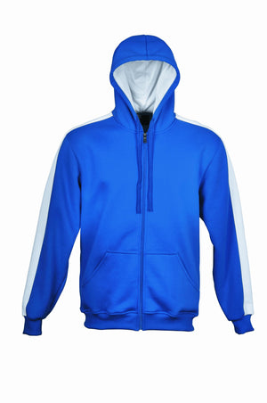 Bocini-Bocini Kid's Contrast Fleece-Royal/White / 6-Uniform Wholesalers - 3