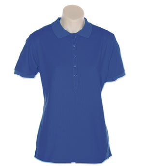 Australian Spirit-Aus Spirt Gelato Ladies Polo-Royal / 8-Uniform Wholesalers - 8