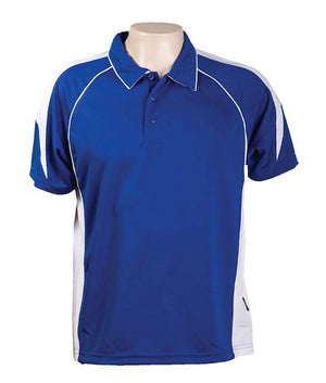 Australian Spirit-Aus Spirt Olympikool Polo Junior 2nd ( 8 color )-8 / Royal/White-Uniform Wholesalers - 8