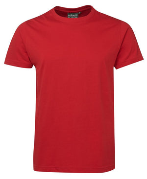 JB's Wear-JB's Adults Fitted Tee-Red / S-Uniform Wholesalers - 3