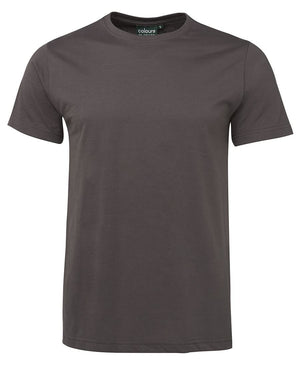 JB's Wear-JB's Adults Fitted Tee-Grey / S-Uniform Wholesalers - 6