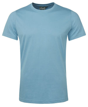 JB's Wear-JB's Adults Fitted Tee-Lt Blue / S-Uniform Wholesalers - 7