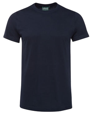 JB's Wear-JB's Adults Fitted Tee-Navy / M-Uniform Wholesalers - 8