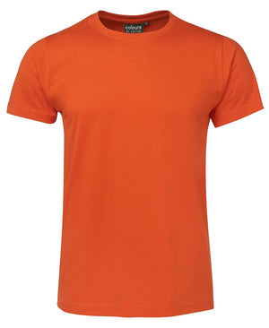 JB's Wear-JB's Adults Fitted Tee-Orange / S-Uniform Wholesalers - 9