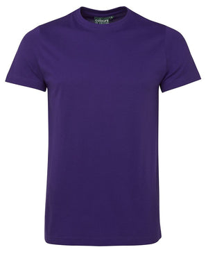 JB's Wear-JB's Adults Fitted Tee-Purple / S-Uniform Wholesalers - 10