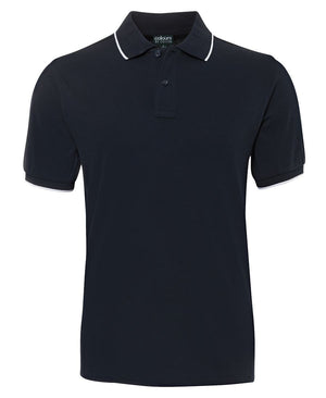 JB's Wear-JB's Cotton Face Polo - Adults-Navy/White / S-Uniform Wholesalers - 4