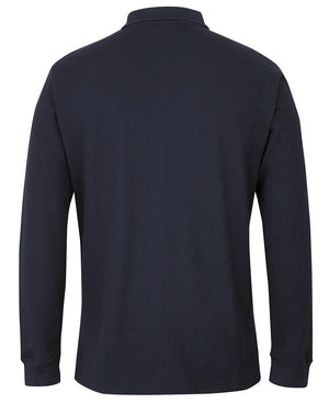JB's C Of C L/S Pique Polo (S2ML)