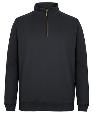 Jb's C.O.C 1/2 Brass Zip Sweat (S3FSZ)