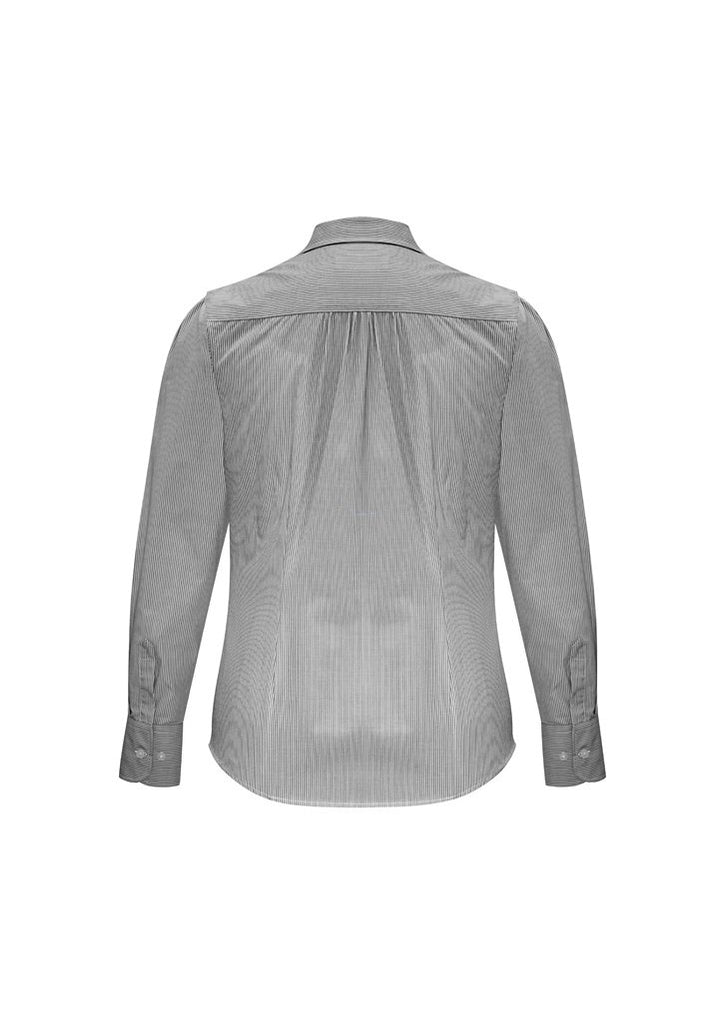 Biz Collection Ladies Euro Long Sleeve Shirt-(S812LL)