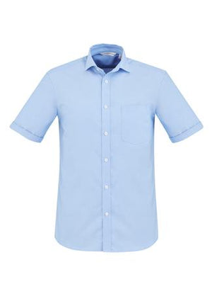 Biz Collection Mens Regent S/S Shirt (S912MS)