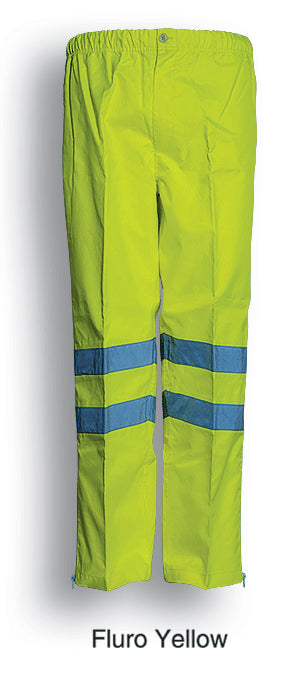 Bocini-Bocini Hi-Vis Pants-Fluro Yellow / S-Uniform Wholesalers - 2