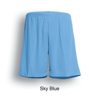Bocini-Bocini Adults Breezeway Football Shorts-Sky Blue / S-Uniform Wholesalers - 10