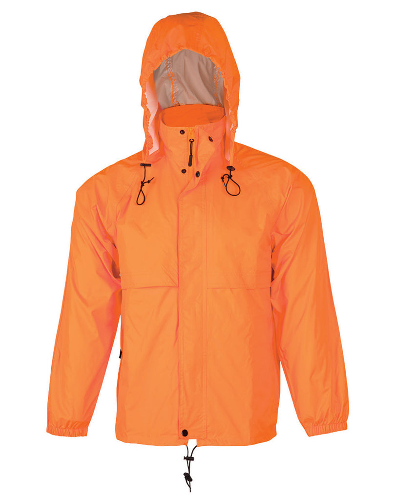 Winning Spirit Men's High Visibility Spray Jacket (SW27)