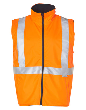 Winning Spirit High Visibility Reversible Safety Vest (SW37)