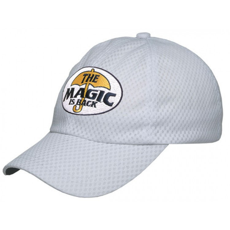 Grace Collection-Grace Collection Sports Polymesh Cap--Uniform Wholesalers - 1
