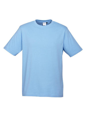 Biz Collection-Biz Collection Kids Ice Tee - 2nd ( 11 Colour )-Spring Blue / 2-Uniform Wholesalers - 11