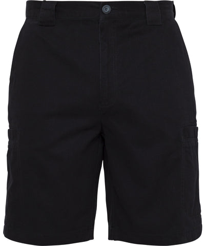 Bracks-Brack100% Cotton, Pocket Cargo Short-Navy / 87-Uniform Wholesalers - 1