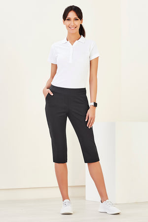 Biz Care Womens Jane 3/4 Length Stretch Pant (CL040LL)