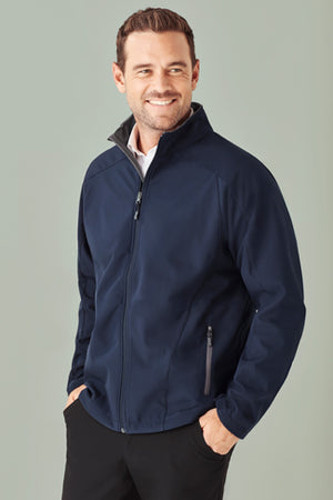 Biz Care Mens Geneva Jacket (J307M)