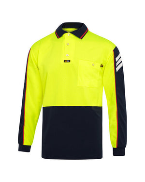 Visitec Arrow Airwear Polo L/S (V2031)