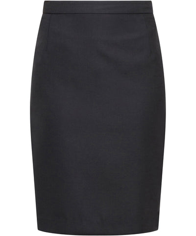 Van Heusen Women'S Van Heusen High Twist Wool Blend Suit Pencil Skirt (VCSW89)