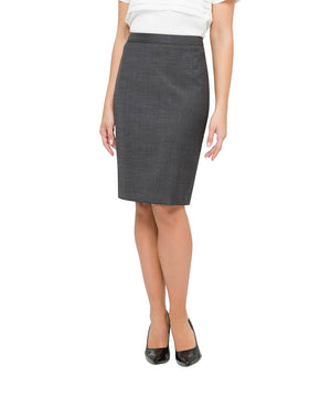 Van Heusen Ladies Wool Blend Mordern Classic Fit Skirt (VCSW920 )