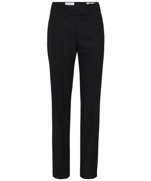 Van Heusen-Van Heusen High Twist Wool Rich Suit Trouser-6 / BLACK-Uniform Wholesalers - 1