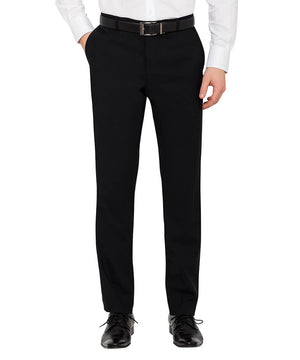 Van Heusen Stretch Wool Blend Plain Weave Slim Fit Suit Separate Trouser (VSPB08)