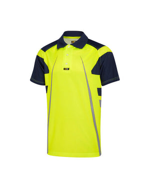 Visitec Warrior Airwear Polo S/S (V1004)