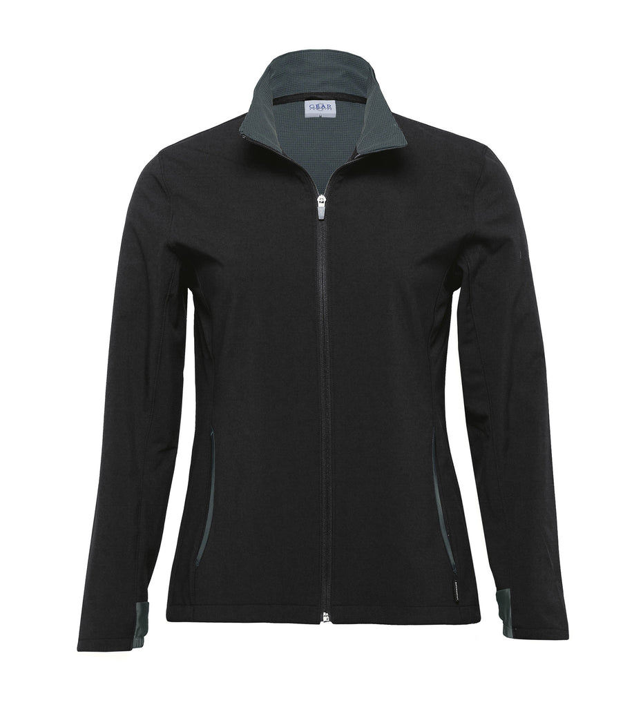 Gear For Life-Gear For Life Womens Element Jacket-Black / 8-Uniform Wholesalers - 2