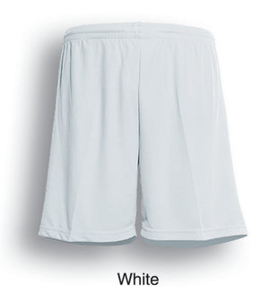 Bocini-Bocini Adults Breezeway Football Shorts-White / S-Uniform Wholesalers - 11