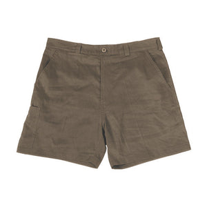 Bocini-Bocini Cotton Drill Work Shorts-Sandstone / 77R-Uniform Wholesalers - 3