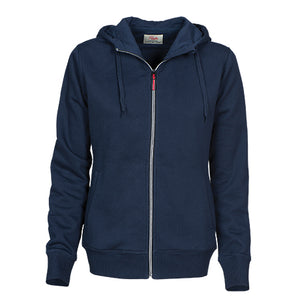 James Harvest overhead ladies hooded jacket-(Overhead)
