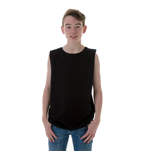 CB Clothing Youth Muscle Tank (B3)