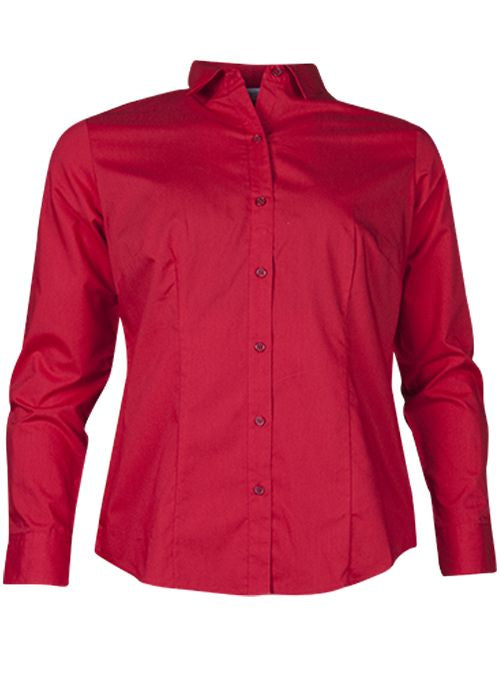 Aussie Pacific Lady Mosman Long Sleeve Shirt (2903L)