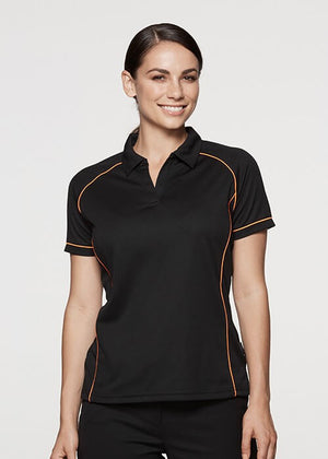 Aussie Pacific Endeavour Ladies Polo 2nd (7 Colour) (2310)
