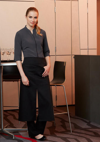 Biz Collection-Biz Collection Continental Style Full Length Apron--Uniform Wholesalers - 1
