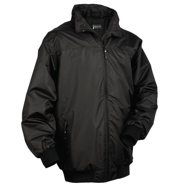 James Harvest-Beacon Buena Unisex Jackets-XS / BLACK-Uniform Wholesalers - 1