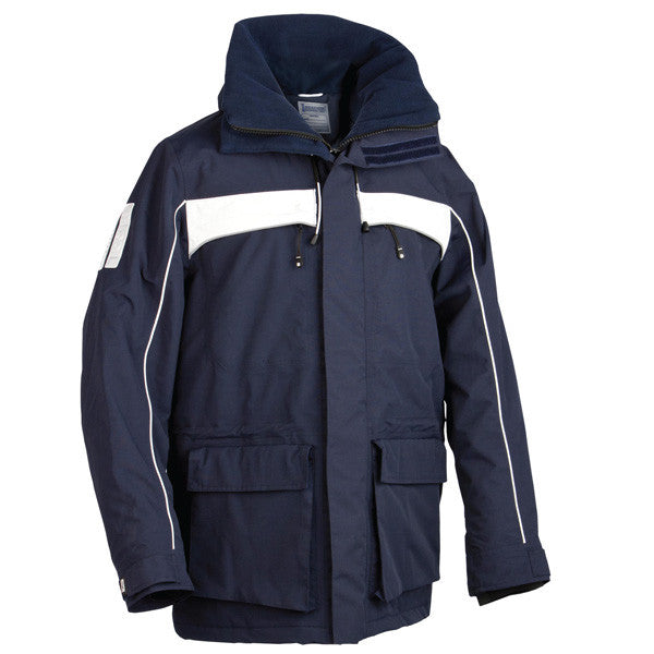 James Harvest-Beacon Cape Horn Unisex Jackets-XS / NAVY-Uniform Wholesalers - 1