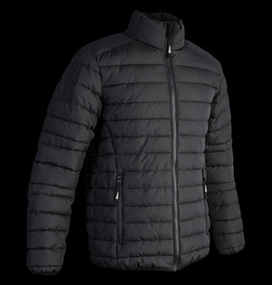James Harvest-Beacon Hudson Unisex Jackets-XS / BLACK-Uniform Wholesalers