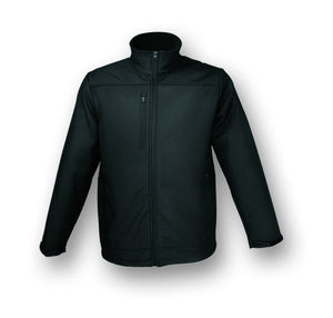 Bocini-Bocini  Ladies New Style Soft Shell Jacket-Black / 8-Uniform Wholesalers - 2