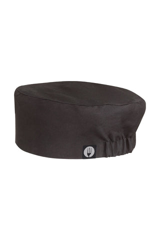 Chef Works-Chef Works  Black Basic Beanie-One size / Black-Uniform Wholesalers