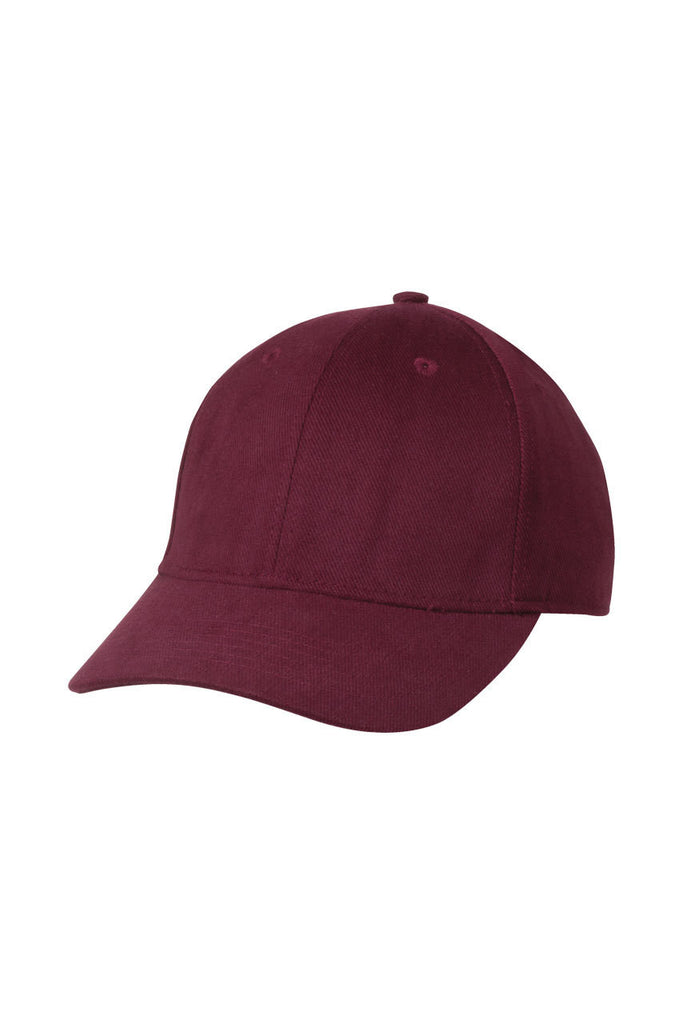Chef Works-Chef Works Baseball Cap-One size / Burgundy-Uniform Wholesalers - 2