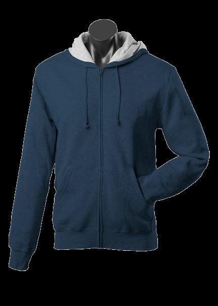 Aussie Pacific Kozi Zip Mens Hoodies (1503)