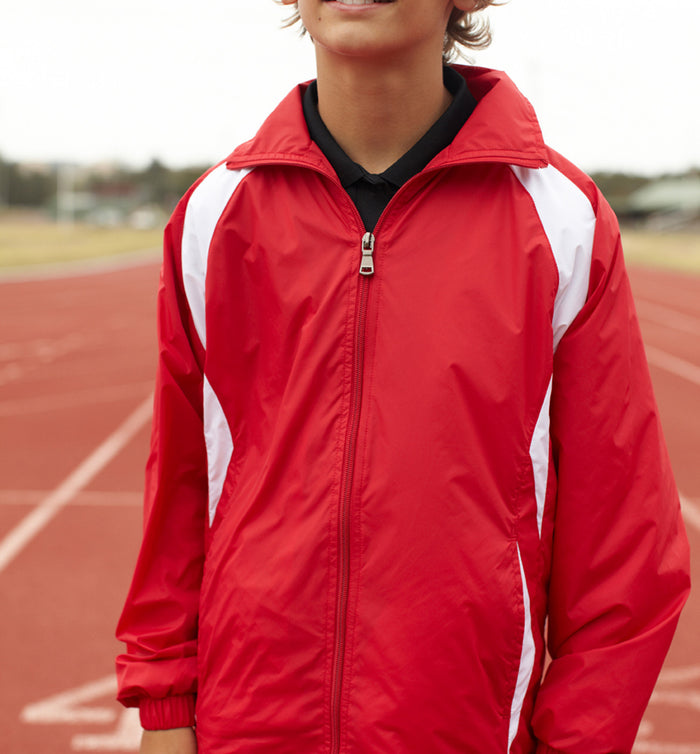 Bocini Kids Training Track Jacket-(CJ1025)