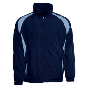 Bocini-Bocini Kids Training Track Jacket-Navy/Sky / 6-Uniform Wholesalers - 6