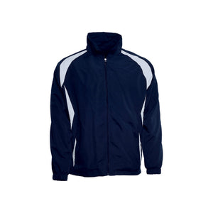Bocini-Bocini Kids Training Track Jacket-Navy/White / 6-Uniform Wholesalers - 7