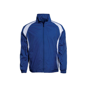 Bocini-Bocini Kids Training Track Jacket-Royal/White / 6-Uniform Wholesalers - 3