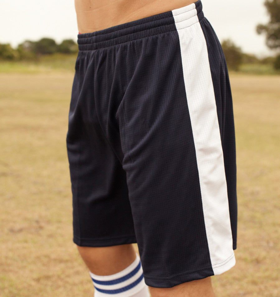Bocini-Bocini Adults Soccer Shorts--Uniform Wholesalers - 1